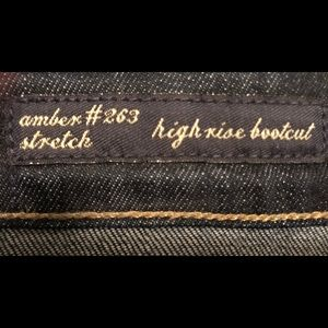 Hudson Jeans Jeans - Hudson high-rise bootcut jeans